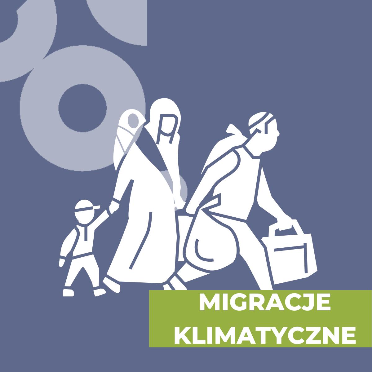 Migracje klimatyczne CEO